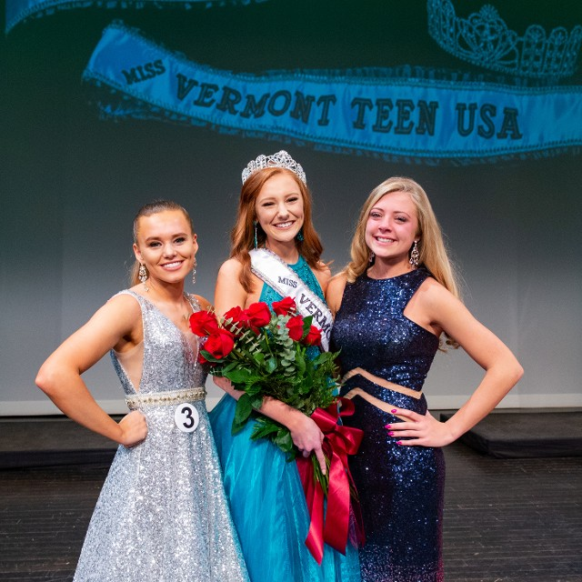 Miss Vermont Teen USA Top 3